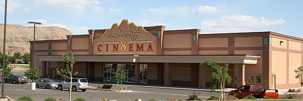 Coral Cliffs Cinema